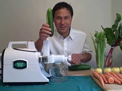 Green Star Elite GSE-5000 Juicer Common Questions and Answer