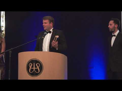 Hans Arno Sonderfeld - Hospitality Professional of the Year 2017