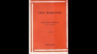 Moderato e Allegretto - Diabelli (Antologia pianística para juventude)
