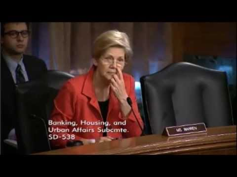 Elizabeth Warren - Student Loan Servicing: The Borrower's Experience
