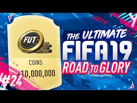 OVER 10 MILLION COINS ON THE ROAD TO GLORY!!! RTG EP24