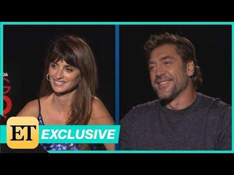 Penelope Cruz & Javier Bardem Talk Shooting Intense s Exclusive