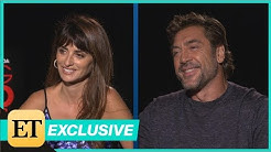 Penelope Cruz & Javier Bardem Talk Shooting Intense Scenes (Exclusive)