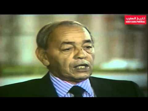 Interview avec SM le roi Hassan II roi du Maroc 30 Octobre 1987