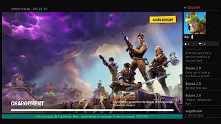 LIVE/FR/PS4/FORTNITE/SAUVER THE WORLD: I HELP MY FREE to START #2