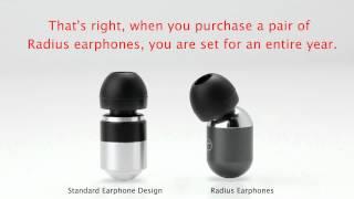 Radius Earphones vs Cheap Earphones