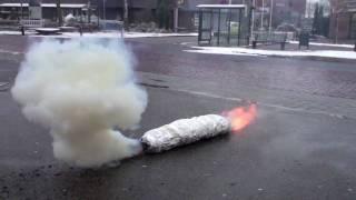 20 kilo Kas suiker rookbom Laren Gld Witkamp dec 2009