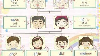 Tiếng hoa dành cho trẻ em và người mới học 7 -  Lear Chinese Language with childrent full 7