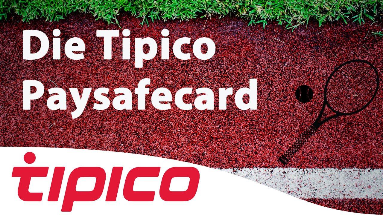 Tipico Paysafecard