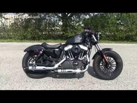 2016 Harley Davidson Sportster 48 - 2017 Harley Forty ...