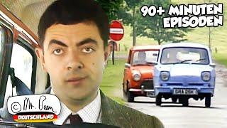 Mr. Bean & das blaue Auto