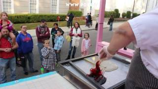 #47 Candy Canes - Street Candy Making