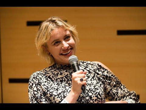 NYFF Live: Greta Gerwig  Lady Bird  NYFF55