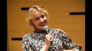 NYFF Live: Greta Gerwig | Lady Bird | NYFF55