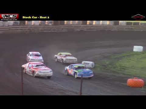 Stock Car -- 7/22/17 -- Nobles County Speedway