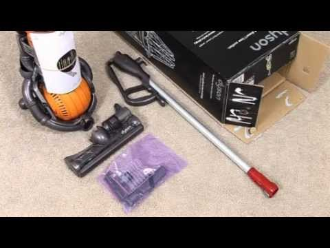 Dyson DC25, DC29 - Getting started (Official Dyson video)