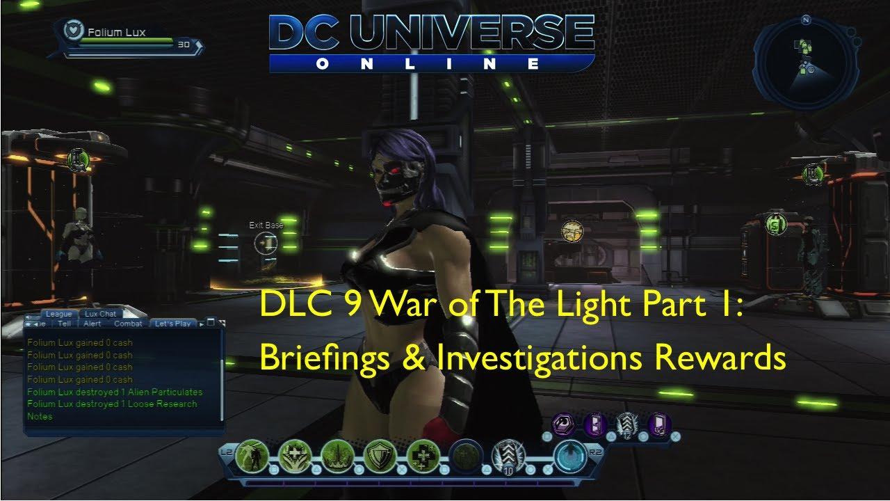 Happy Anniversary! | DC Universe Online