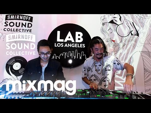 SWEATER BEATS and STARRO in The Lab LA