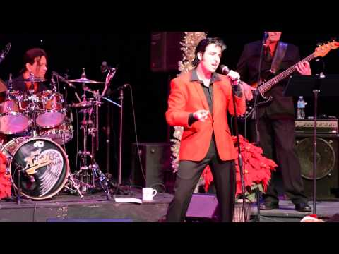 Pete Paquette - Santa Bring My Baby Back To Me (Cambridge 12/8/14)