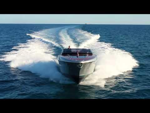 Luxury Yacht - Riva Dolceriva - Ferretti Group