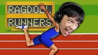 ĐƯỜNG ĐUA KỲ DỊ NHẤT HỆ MẶT TRỜI! | Ragdoll Runners