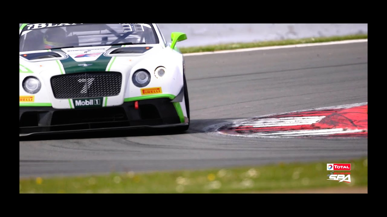 #1 Road To Spa   Guy Smith   Bentley Team M Sport