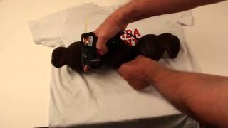 Make a Sleep Apnea t-shirt prevents sleeping on back