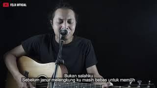 Download lagu RESIKO ORANG CANTIK BLACKOUT [ LIRIK ] FELIX IRWAN COVER