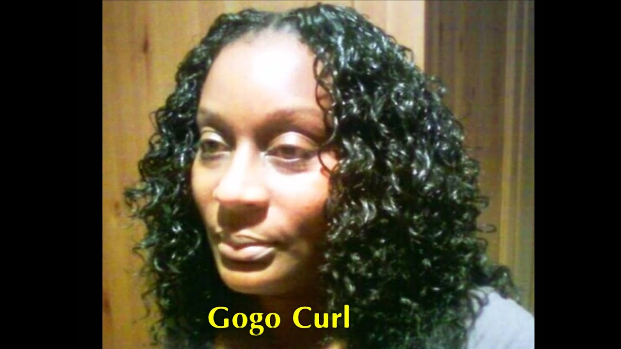 Crochet Braids Using Freetress - YouTube