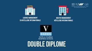 Les études en hôtellerie et tourisme à l'Université Privée de Marrakech