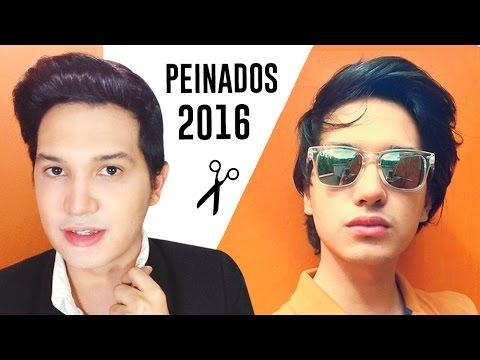 Peinados faciles cabello corto para hombres 2017 fotos modernos juveniles vuelta a clases - Peinados modernos de hombre ...