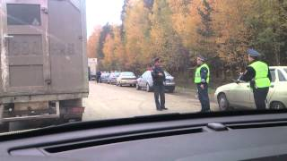 ДТП с жертвами. Екатеринбург. 01.10.2012
