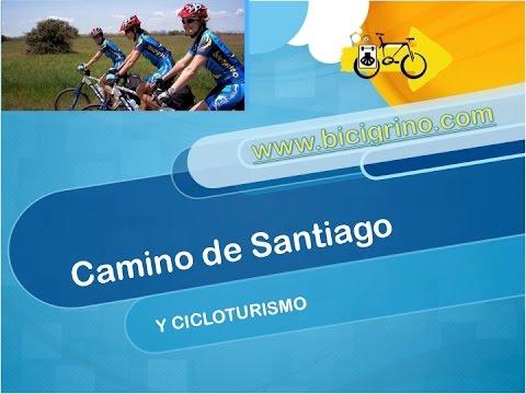 Bicigrino - Camino de Santiago en bicicleta y cicloturismo