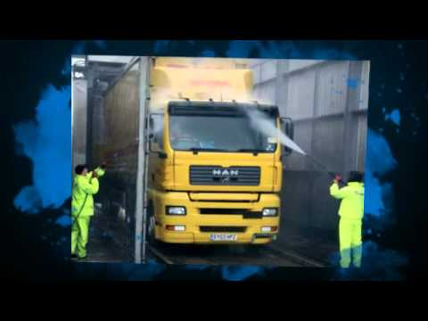 Truck Washes and Lorry Washes for 40 Years| LPW Europe