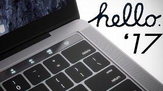 '17 MacBook Pro ve Air - Değişen Tasarımlar