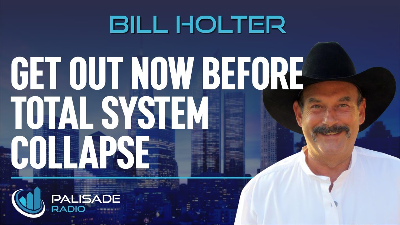Bill Holter Interview: Comex failure in progress = Get Out Now Before Total System Collapse