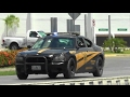 SSP Yucatan State Police (Dodge Charger) unit 5856 patrolling