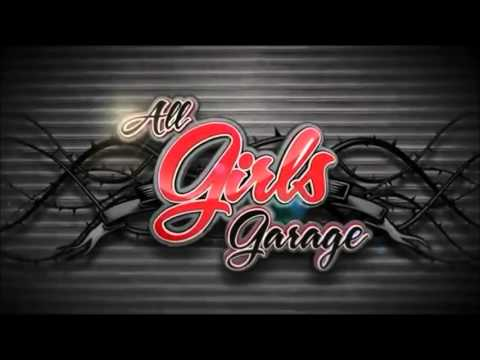All Girls Garage - 370Z with an LS3