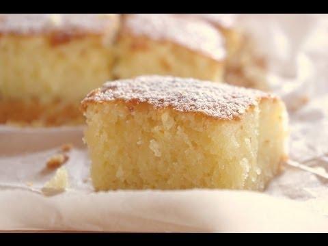 recette-de-gâteau-moelleux-au-citron-lemon-cake-recipe