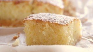Recette de gâteau moelleux au citron   Lemon cake recipe