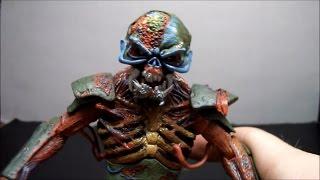 Neca Iron Maiden Final Frontier: Eddie Figure Review