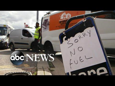 Worst fuel crisis in Britain in decades   WNT