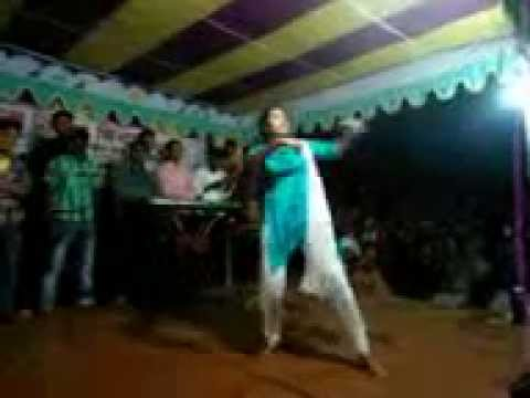 Sexy Bangladeshi Girl Dancing On The Stage