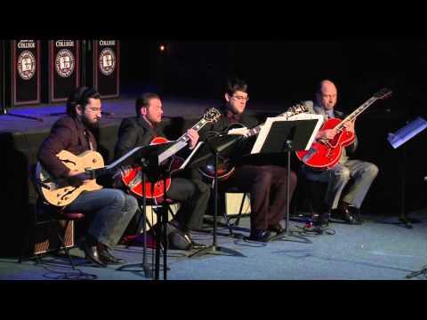 Five Towns College Guitar Ensemble