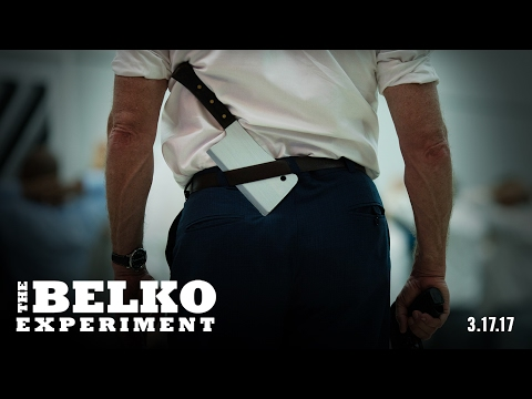 "THE BELKO EXPERIMENT - ""COMMENCE"" TV SPOT (2017)"