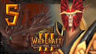 #5 СЛОЖНЫЕ РЕБУСЫ [Закат Луносвета] - Warcraft 3 Последний Друид прохождение