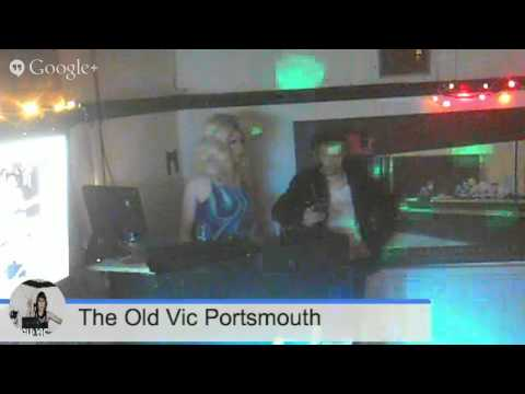 The Vic Old Live 8 May 15