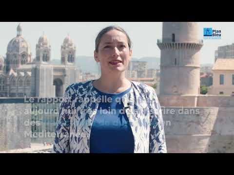 Vidéo PLAN BLEU VF Jacques OBADIA Rapport d'état de l'Environnement et du Développement en Méditerranée (RED 2020) VF