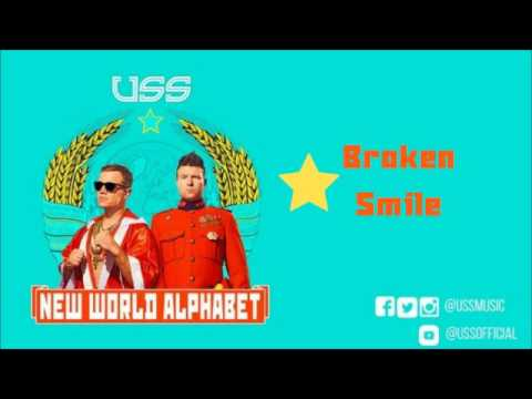 USS - Broken Smile (Official Audio)
