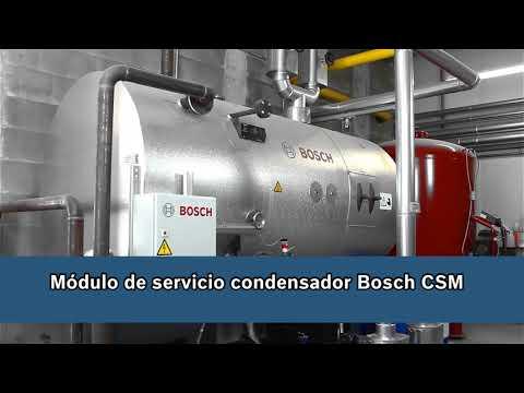 Bosch Calderas Industriales - Implementación Valenzi, Alemania.